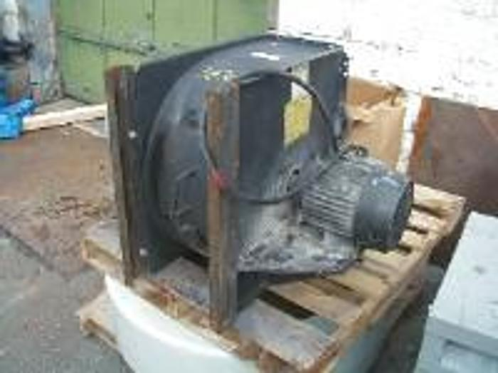 Used 5 HP Chicago blower.