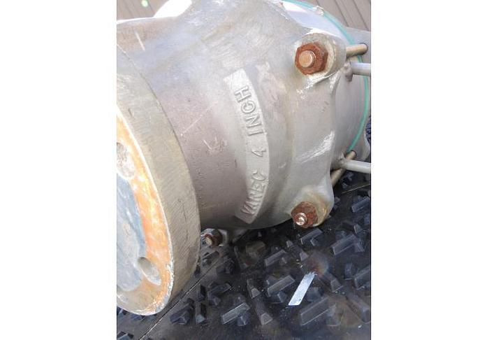 "USED FLAME ARRESTER, SERIES 5400A , SIZE: 4"", ALUMINIUM"
