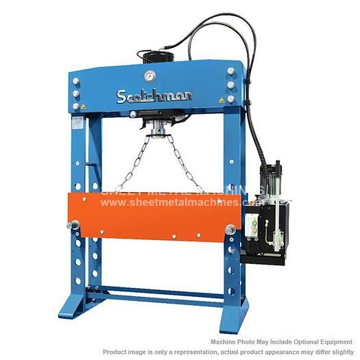 SCOTCHMAN 100 Ton Hydraulic Press PressPro 100