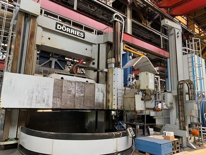 TORNIO VERTICALE DORRIES CT 360 SO CNC