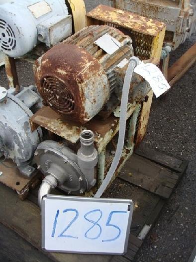 """Used Krogh 2 1/2 x 2"""" Centrifugal Pump"""