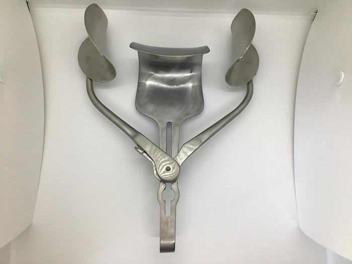 Retractor Abdominal Ricard with Central Blade 280mm (11in)