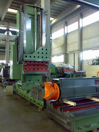 Usata FRESATRICE A MONTANTE MOBILE MECOF M 300/A CNC