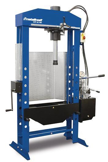 2020 Metallkraft WPP60 HBK schwere hydraulische Werkstattpressen
