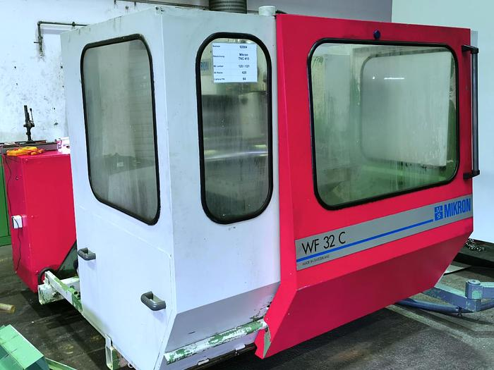 CNC Fräsmaschine MIKRON WF 32 C