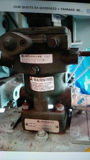 Yanmar 6EY18ALW unused engine with certificates.