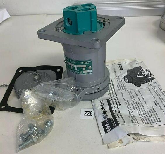 Appleton ADR1033 100 Amp Powertite Receptacle - NEW No Box Fast Shipping!