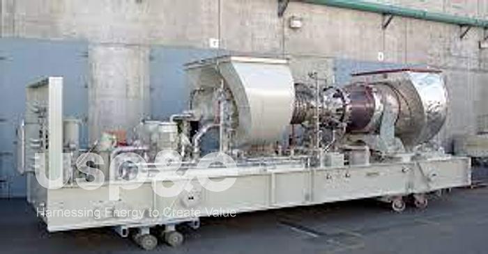 15 MW 2013 New Titan 130 Natural Gas Turbine