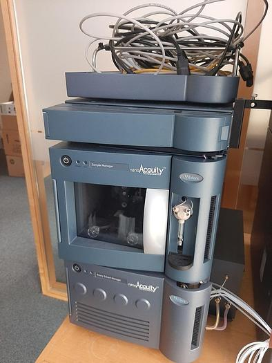 Waters Nano Acquity UPLC Systems 3 Available