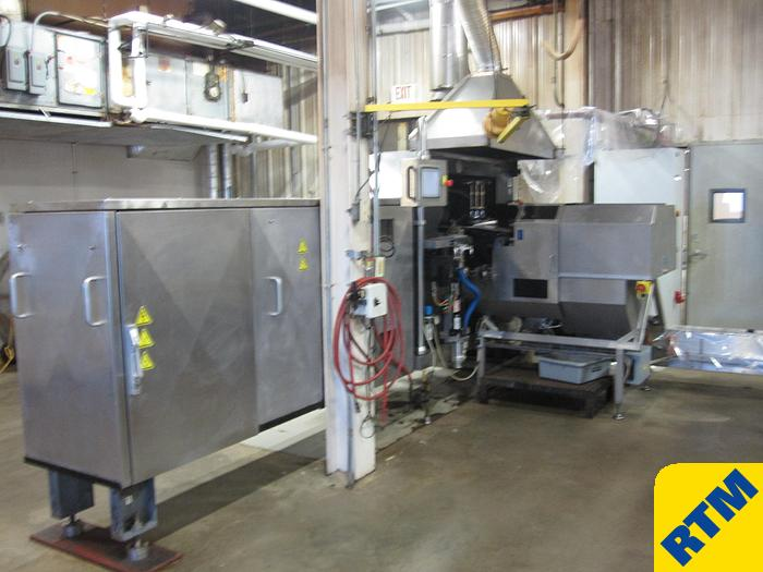 Used Wafer Cone Oven
