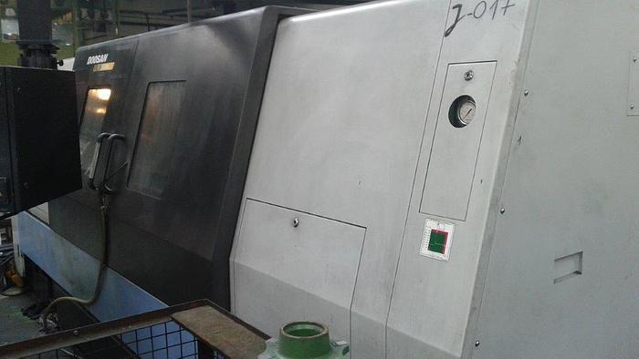 2007 Tokarka CNC Doosan Puma 400LB