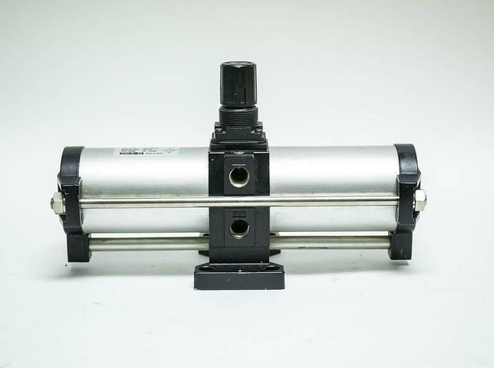 Used SMC Booster Regulator NVBA2200-T03 (3985)