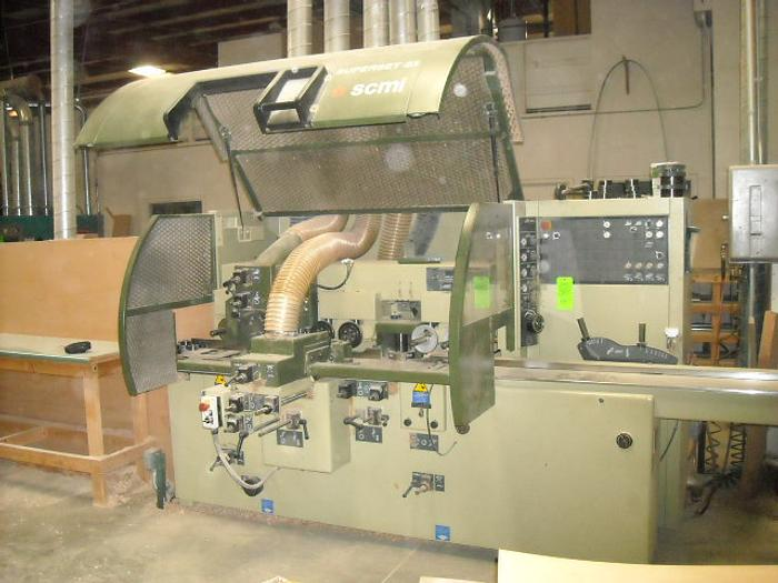 SCMI Super Set Model 23 Moulder