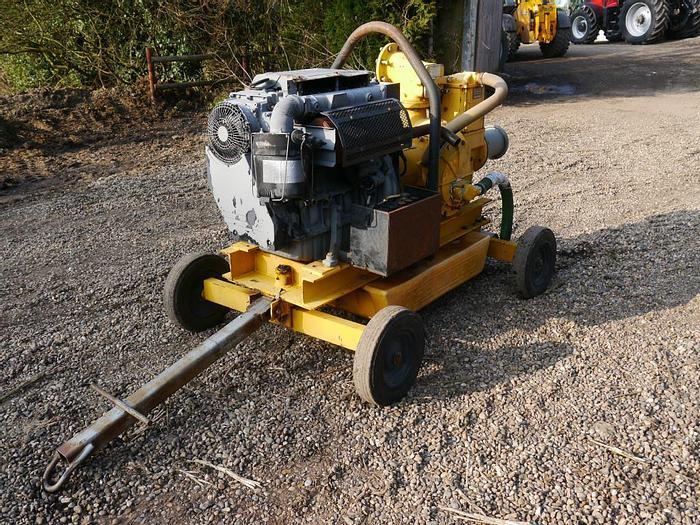 Used Selwood S150 Water Pump