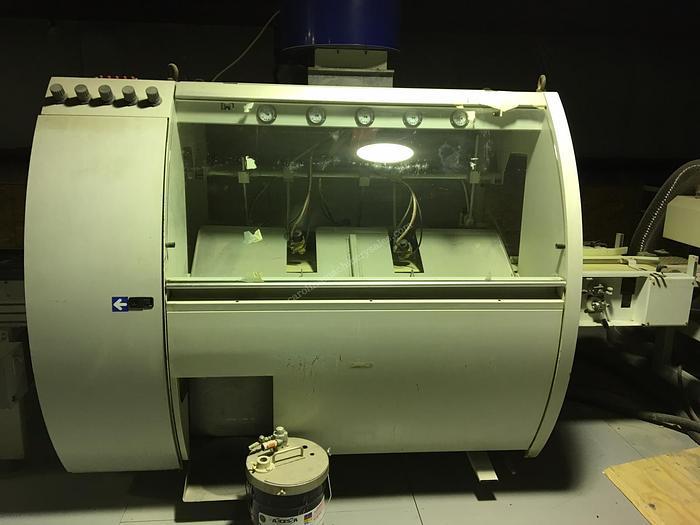 Used Cefla UV Profile Spray Line