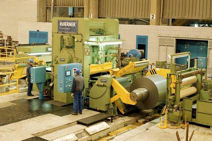 Used 1500mm Cosim Cold Rolling Mill: RM-441