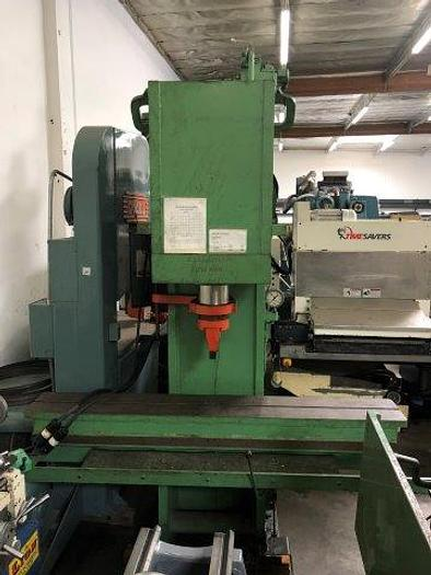"""Used 75 Ton, HANNIFIN, 12"""" X 84"""" TABLE, 10 HP, 9.5"""" STROKE [5314]"""