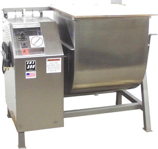 Used Daniels Food Equipment Mixer, Md# DMX-300-HD Quad, NEW, Heavy Duty 300# capacity
