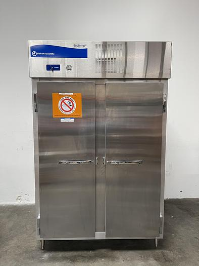 Used Fisher Scientific 50FEEFSA Isotemp +4C Flammable Material Storage Freezer 50Cu, Ft