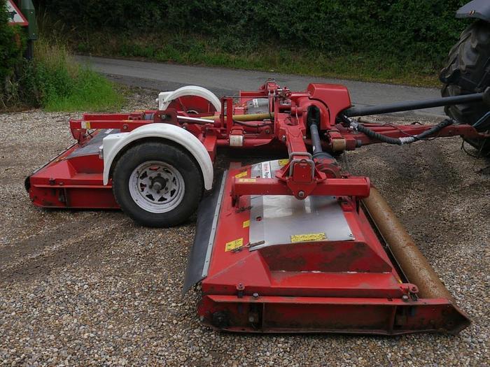 Trimax Pegasus S3 Elite 493 Roller Mower
