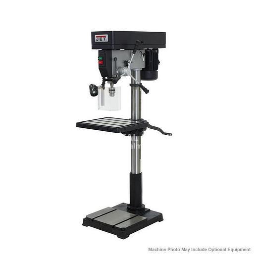 JET IDP-22 Industrial Floor Model Drill Press 354301