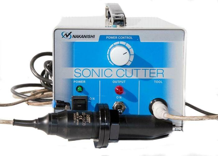 Used Nakanishi Sonic Cutter Control NE80 & US-16CB Cutter NSK (7502) W