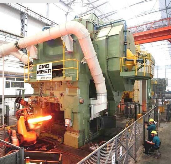 Used Press Hot Forging KP16000