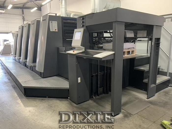 Used 2014 Heidelberg XL 75-4+L