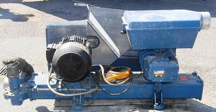 Used Aerzen blower unit, type GM11,4