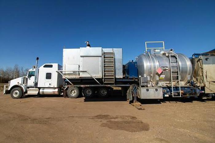Frac Water Heating Package