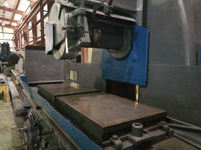 Mattison Large Surface Grinder