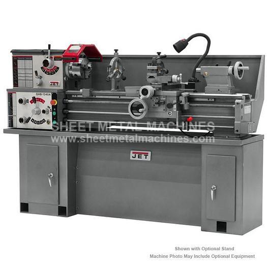 JET GHB-1340A Gear Head Bench Lathe 321357A