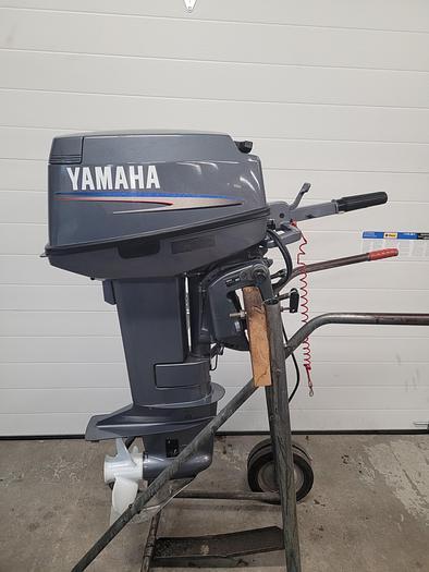 Used 2008 Yamaha 25ESH