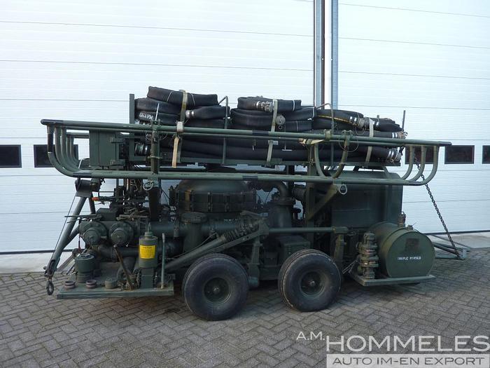 Used R-14 fuel servicing unit
