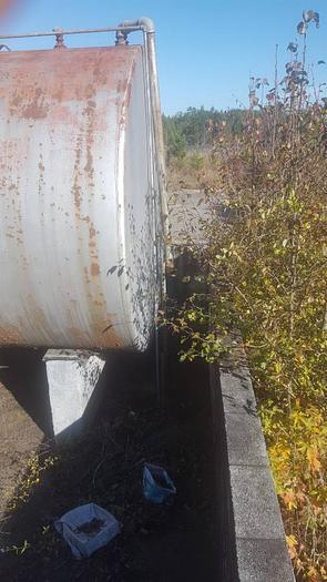 10,000 Gallon Above Ground Bulk Tank, Diesel, Gas,Water