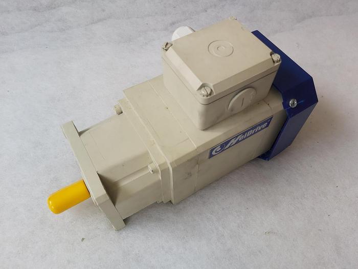 Heidrive Stirnradgetriebemotor, Q085-0737, Q085-D235-0006, 19 U/Min, Heidolph Elektro,  neuwertig