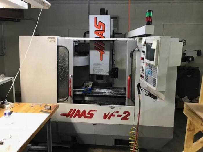 1995 Haas VF-2