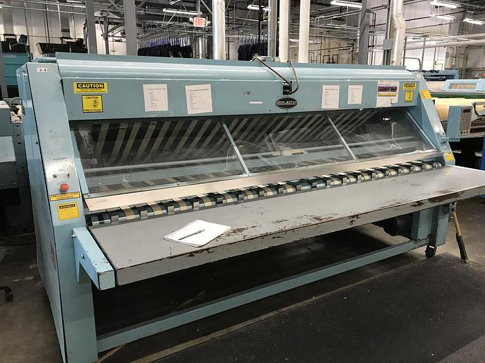 Used 1993 BRAUN 4 LANE FOLDER
