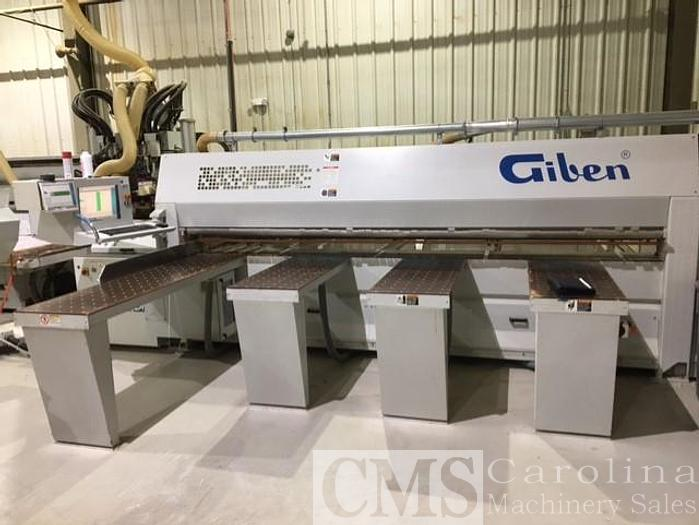 Used 2005 Giben Smart SP Panel Saw