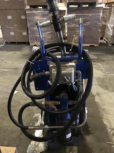 Used HY-PRO FLUID CONDITIONING FC FILTER CART