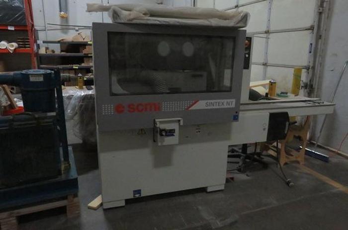 SCMI Sintex NT Moulder