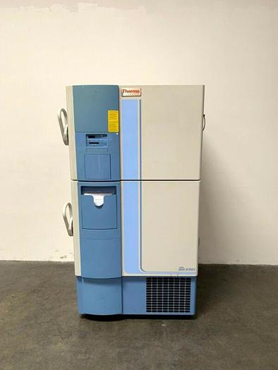 Used Thermo Scientific 8695 -86 ºC Ultra Low Laboratory Freezer 230V