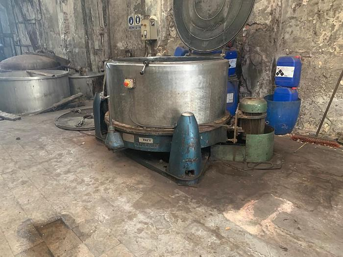 Used HYDROEXTRACTOR BENGUEREL   diameter 1500 mm