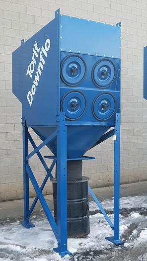 Refurbished DONALDSON TORIT DUST COLLECTOR - DFT2-8 (#9899)