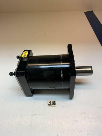 Used Apex Dynamics PN034 Inline Planetary Gearbox Size 34 010:1 Backlash:8 *Warranty*