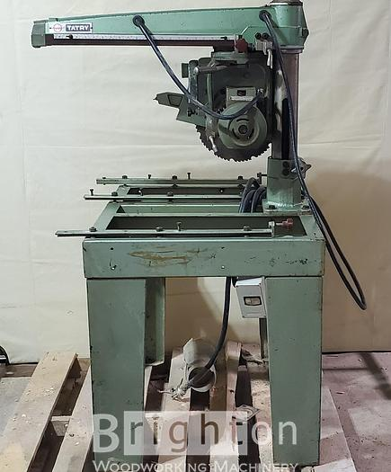 Used Tatry T70, Used Radial Arm Saw