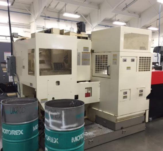 Used 1998 Okuma Mx-55VA Vertical Machining Center