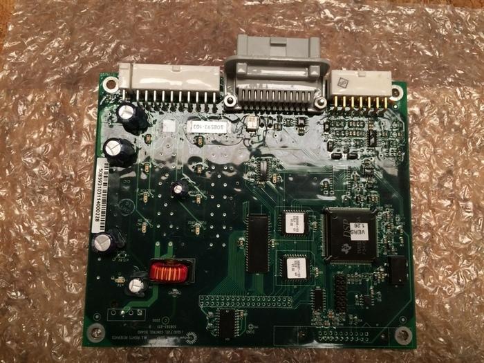 Capstone Turbine Liquid Fuel Control Board (P/N 508593-031)