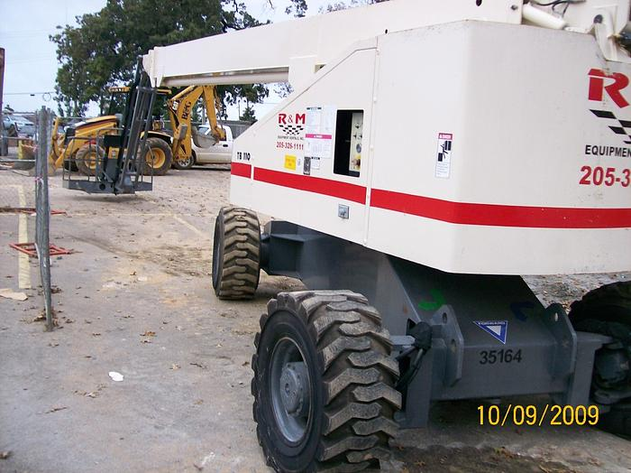 2001 TEREX TB-110