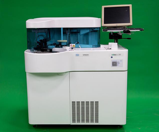 Ristrutturato ROCHE  Cobas C311 Macchina per Laboratorio - Analisi Biochimica